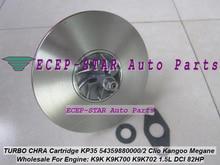 Free Shipping Turbo Cartridge CHRA KP35 54359880000 54359880002 For NISSAN Micra For Renault Megane Scenic 1.5L DCI K9K K9K700