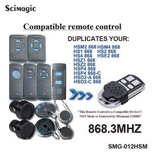 Image 1 - 4 канала HORMANN HSM 4 BERNER 868 МГц пульт дистанционного управления гаражные двери пульт дистанционного управления