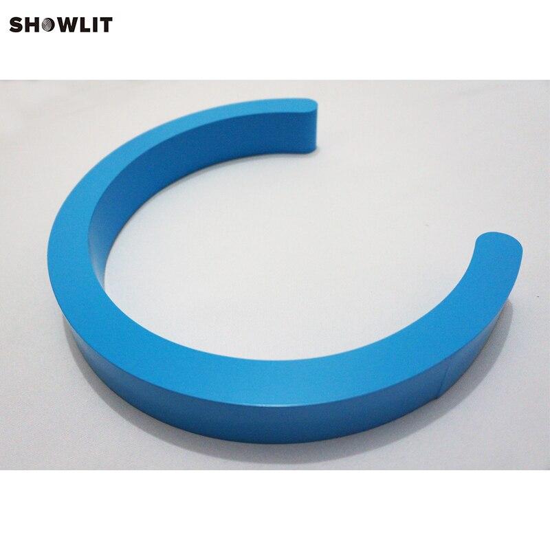 Нержавеющая сталь Индивидуальный размер и шрифты стандартизированные буквенные вывески
