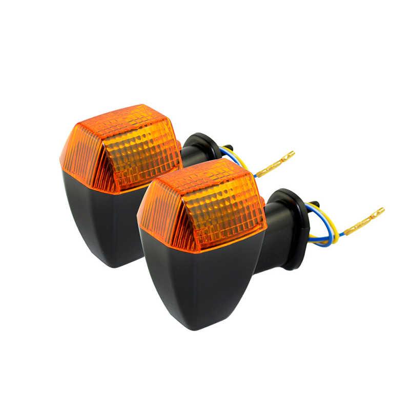 Motorcycle Motorbike Turn Signal Light Indicator Lamp For Kawasaki KLE250 KLE400 ZXR250 KLE ZXR 250 400