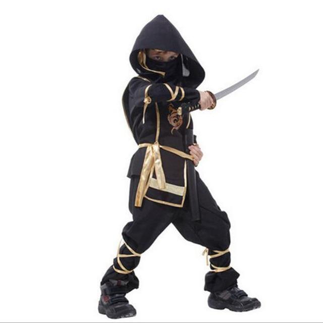 2016 Anime Cosplay Hokage Hermit Cosplay 2PSC School Uniform Oktoberfest Coat+Pants Halloween Christmas For Baby Boy Kids