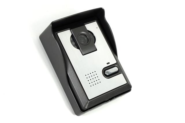 ¡Producto en oferta! videoportero de 7 pulgadas con sistema de intercomunicación hd para exteriores, timbre con visión nocturna acrílico y ABS, sistema uno a uno