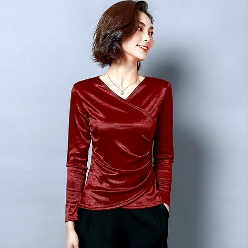 KBTGML Fashion 2019 Summer Women gothic blouses