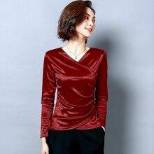 GML Fashion 2019 Musim Panas Wanita Gothic Blus