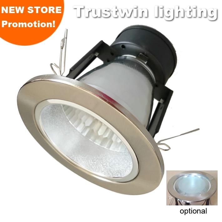 4 pieces recessed ceiling E26 E27 base LED light bulb ...
