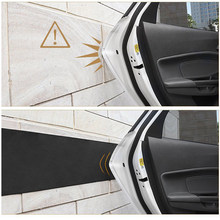 EAFC 200 x 20cm Car Door Protector Garage Rubber Wall Guard Bumper Safety Parking(China)