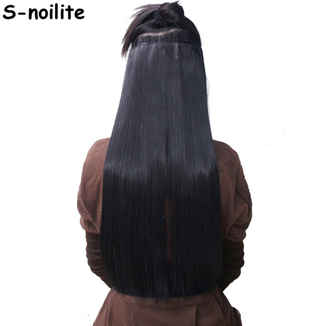 S noilite natural thick longest 18 30 inches clip in hair s noilite natural thick longest 18 30 inches clip in hair extensions 3 pmusecretfo Image collections