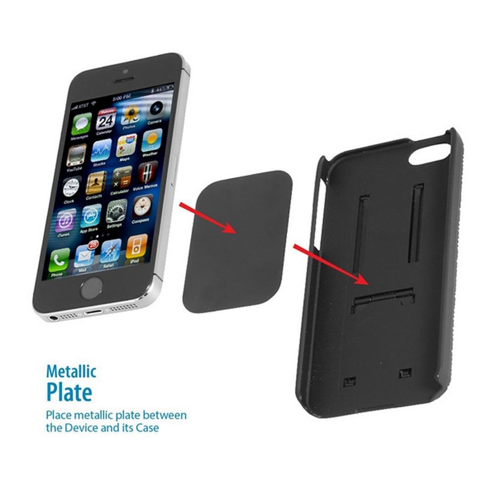 För Samsung Universal Magnetic Car Air Vent Mount CD Slot - Reservdelar och tillbehör för mobiltelefoner - Foto 3