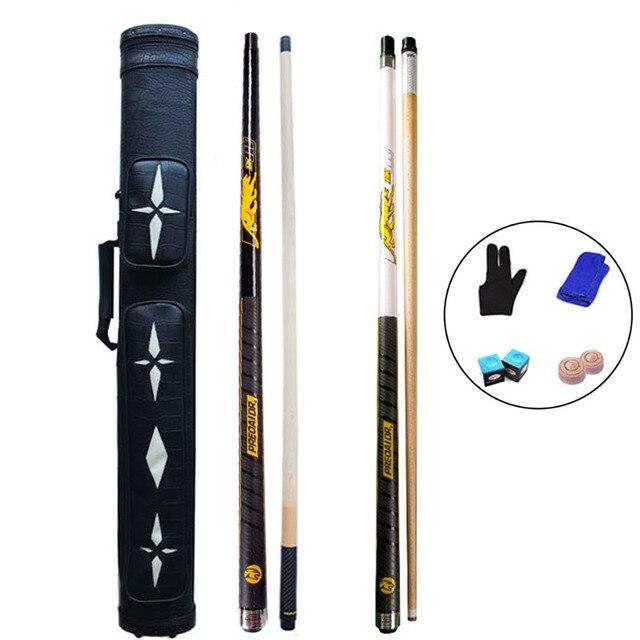 3142 Brand BK3 Pool Punch /& Jump Cue 13mm Tip Top Persicion Billiard Stick Jump
