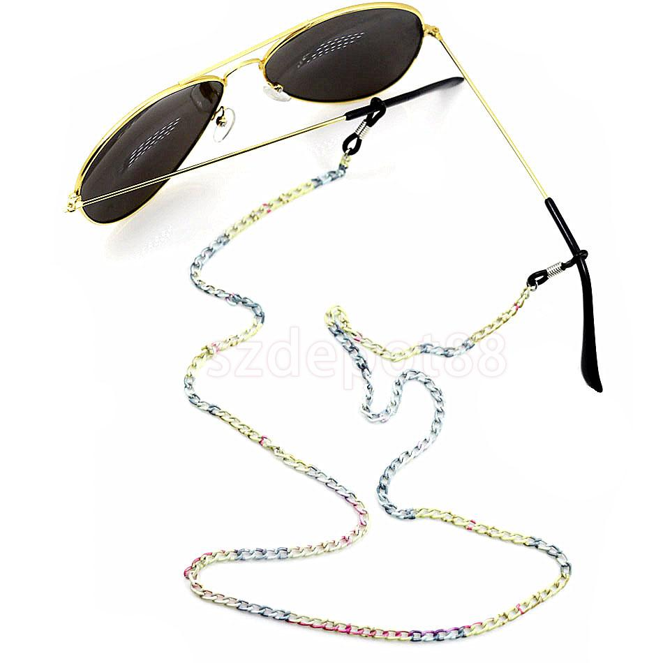 Stainless Steel Chain Eyeglass Cord Spectacles Sunglasses Glasses Holder
