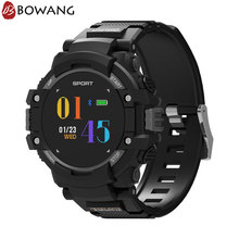 Professional Outdoor GPS Sport Smart Watch Men Waterproof BOWANG Compass Heart rate Altimeter Smartwatch for IOS Android W11