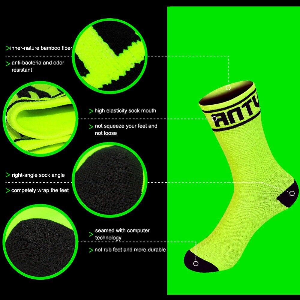 100 Waterproof Ankle Outdoor Hiking Socks Sport socks in Hiking Socks from Sports Entertainment