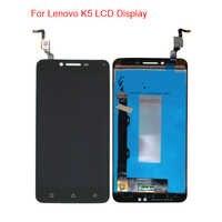 100% Getestet Für Lenovo K5 LCD Display Touchscreen Digitizer Assembly Mit Kostenlose Tools