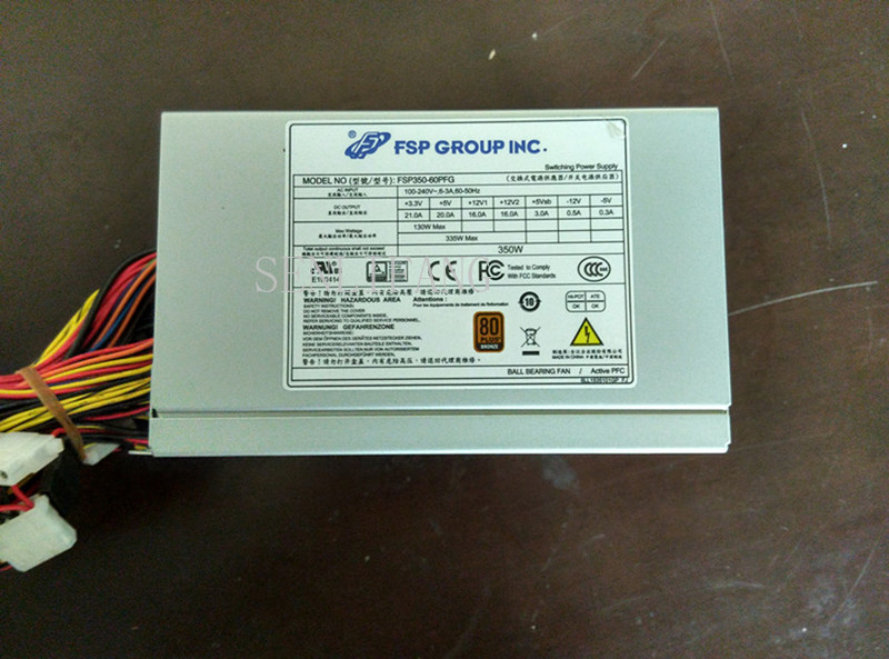 Free Shipping For Emacro  FSP Group Inc FSP400-60GLC Server Power Supply 400W PSU For Sever Computer