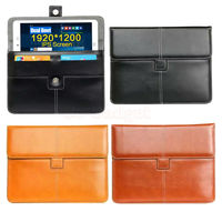 Luxury PU Leather Briefcase For IRulu EXpro 7 Excelvan 7 Cube T8 IWork8 Teclast X80 Pro