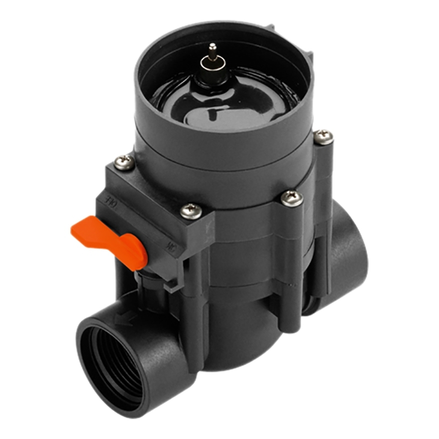 Valve for irrigation GARDENA 01251-29.000.00 (2 input connection, used with remote control) клапан gardena 01251 29 000 00