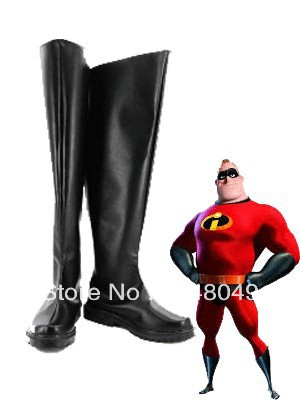 Mr. Incredible Superhero Boots