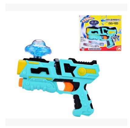 Boy Toy Paintball Gun Infrared Pistol Soft Bullet Plastic Toys CS Game Water Crystal Nerf Air Party Gift - Any Possible store