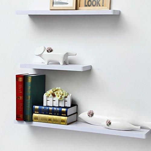 Online buy wholesale bracket floating shelf from china for Cheap floating shelves