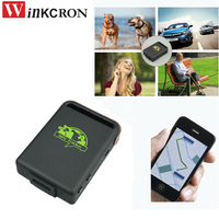 GPS TRRACK TK102 mini Vehicle Real Time Tracker GPS/GSM/GPRS Car Vehicle Tracker rastreador veicular for doogle/oldman/car/kids