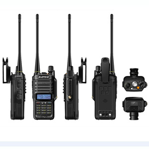 Image 5 - 2 PCS Baofeng UV 9R UV9R UV 9R Plus Ham VHF UHF Radio Station Waterproof Baofeng Walkie Talkie IP67 Transceiver Boafeng 10 km w