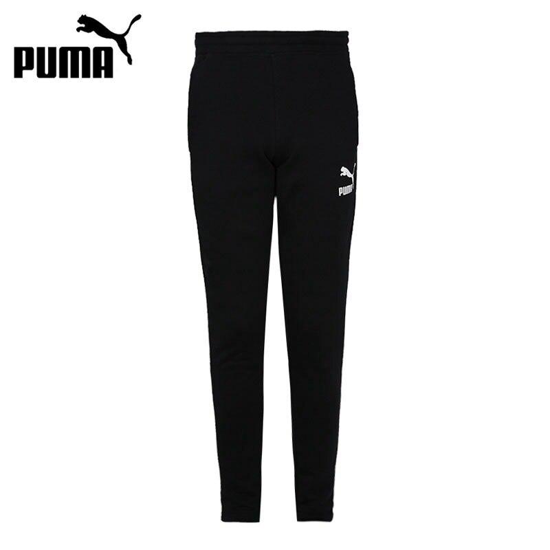 Original New Arrival 2018 PUMA Archive Logo Sweat Pants Men's Pants Sportswear original new arrival 2017 puma archive logo t7 pant women s pants sportswear