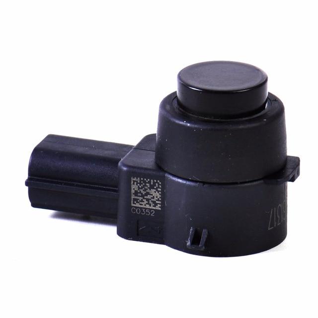 1pc New Black PDC Reverse Backup Bumper Parking Assist Sensor 25961317 for Buick Enclave Chevrolet Avalanche 2008 2009 2010 2011