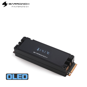 Image 3 - بارو ميزان الحرارة استخدام ل 2280 \ 22110 PCI E SSD \ SATA M.2 M2 SSD \ عرض في الوقت الحقيقي من درجة الحرارة/ل 80 مللي متر/110 مللي متر M.2