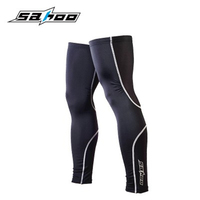 Cycling Bike Pants Leg Warmers Outdoor Sport Running Bodybuilding Sunscreen Elastic Cycling Bicycle Leg Cover