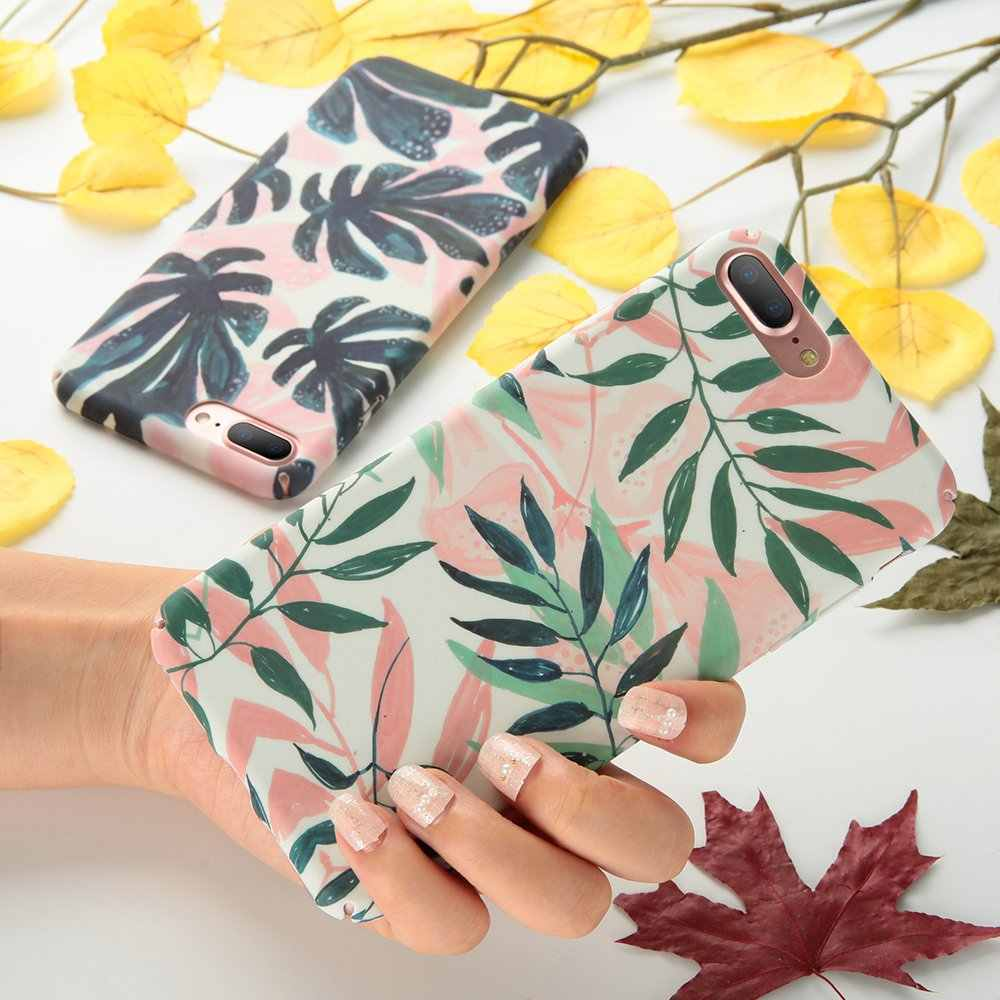 Northfire тропические листья чехол для samsung Galaxy S8 S9 S7 Note 9 8 A7 J5 A5 2017 чехол для samsung A6 A8 J6 J8 A9 жесткий чехол из поликарбоната