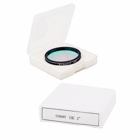svbony 2 polegada uhc filtro para telescopio