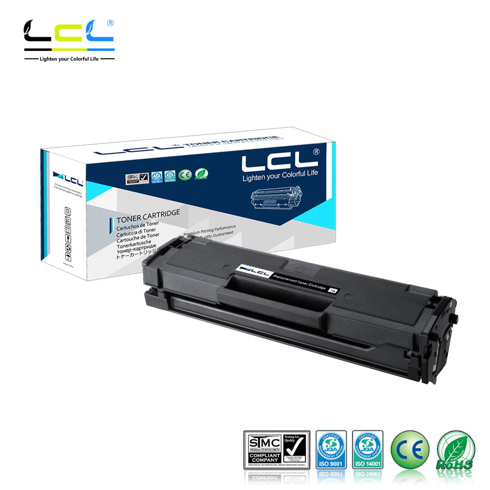 LCL MLT-D101S MLT D101S (1-Pack Black) Toner Cartridge Compatible for Samsung ML2160/2160W/2165/2165W/2168W/SCX3400F/3400FW тв тумба столлайн стл 272 03