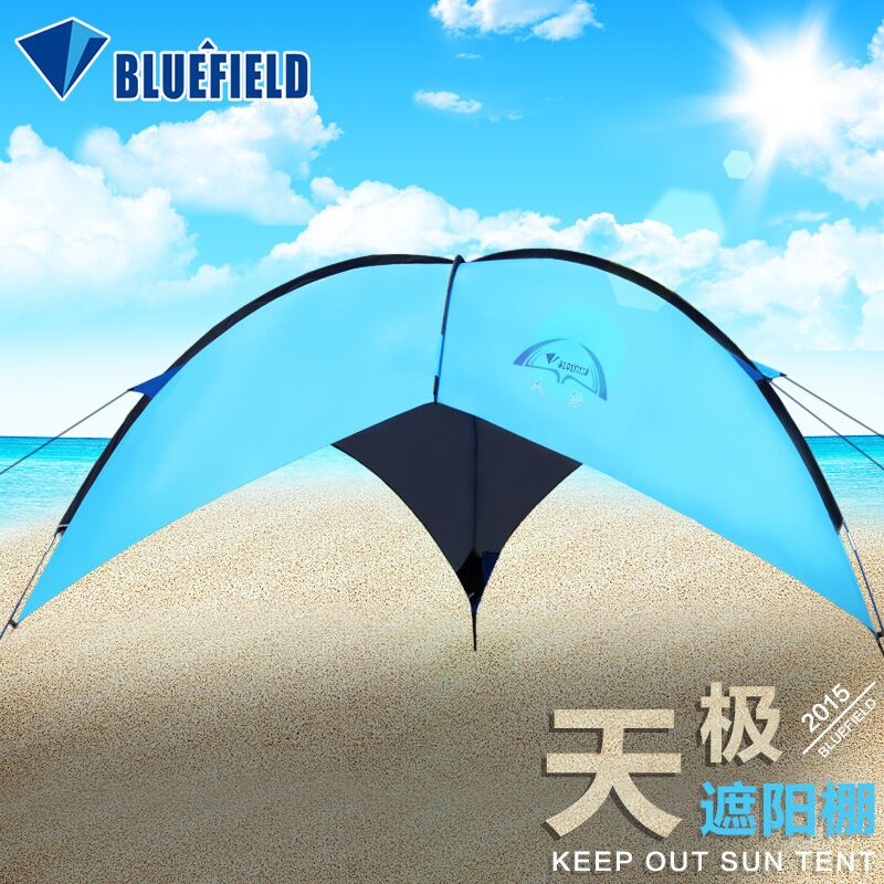 New UV protection Canopy tent Waterproof Durable c&ing tent Awning or BBQ Punta  sun shelter-in Sun Shelter from Sports u0026 Entertainment on ... & New UV protection Canopy tent Waterproof Durable camping tent ...
