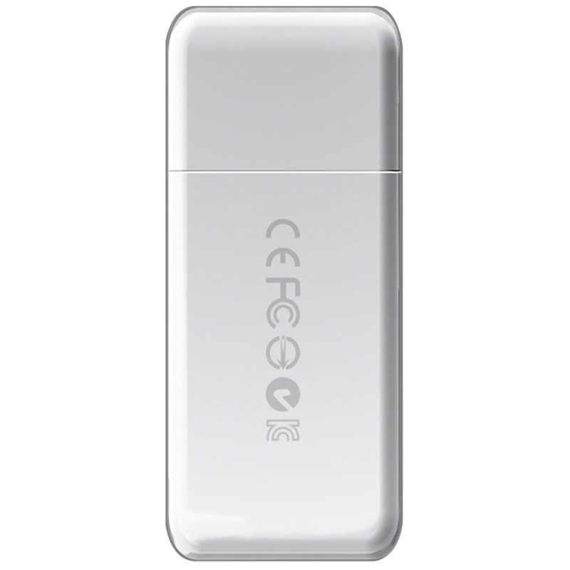 RDF5 2in1 USB 3.0 قارئ بطاقات مايكرو SD بطاقة TF محول ل SDHC/SDXC/microSDHC/microSDXC/UHS-I محول بطاقة تصل إلى 128GB