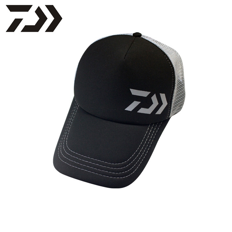 dfaa75852b9 New 2017 Adult Men Adjustable Fishing Hat Sport Baseball Daiwa Brand  Japanese Japan Sunshade Fishermen Cap With Letter VD882-in Fishing Caps  from Sports ...