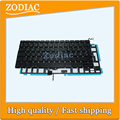НОВЫЙ Норвежский Клавиатура Для Macbook Pro Unibody 13 ''A1278 с Подсветкой MB990 MC374 2009-2012