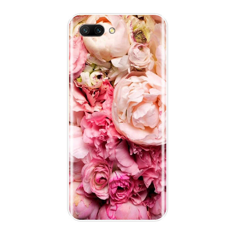 Phone Case For Huawei Honor 7 8 9 10 Lite Silicone Soft TPU Back Cover For Huawei Honor 8X MAX 10 9 8 7 7S 7X 7A 7C Pro Case