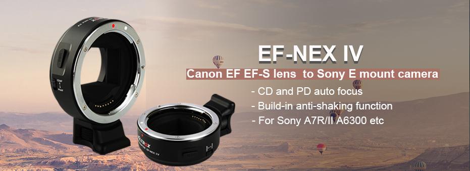 EF-NEX IV