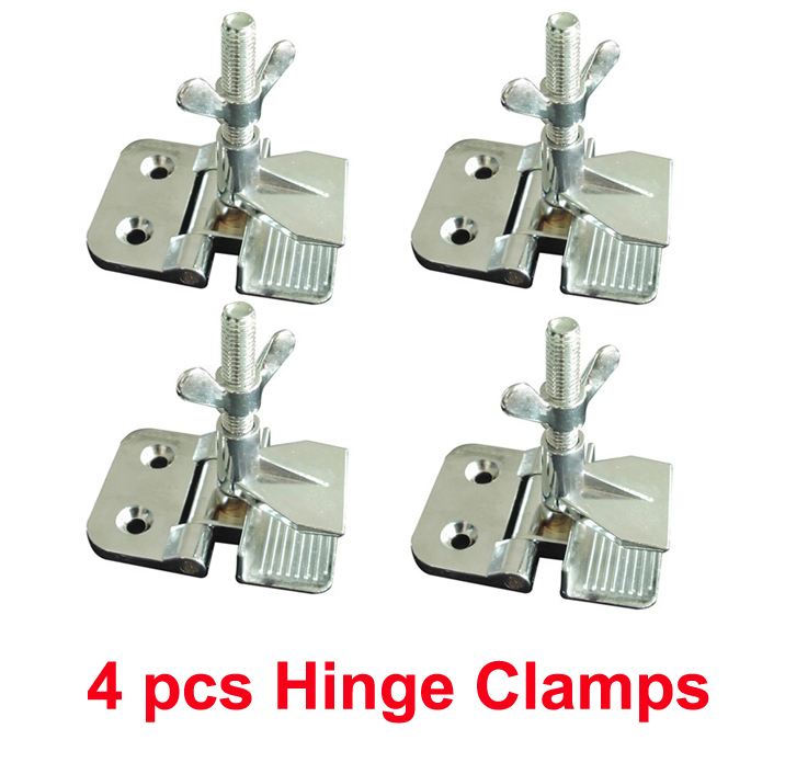 Free Shipping Promotion 4pcs Silk Screen Printing Butterfly Hinge Clamps wholesale 2