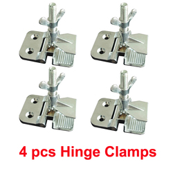 Free shipping promotion 4pcs silk screen printing butterfly hinge clamps wholesale 2 thickness perfect registration.jpg 250x250