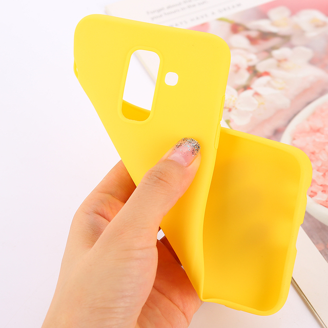 Soft Colorful Cases for Samsung