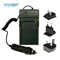 SANGER US UK EU type AC Plug Dslr Digitale Camera Batterij Oplader voor Sony Serie FH100 FV100 FP90 F970 FM50 FW50 BG1 BD1 BN1 BX1