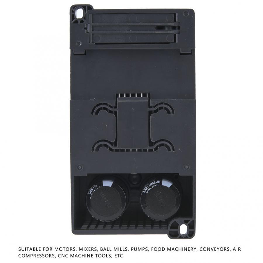 Image 5 - VFD Inverter 380V 0.75KW 3 Phase Input 3 Phase Output VFD Variable Frequency Drive Converter Inverter Variable Frequency-in Inverters & Converters from Home Improvement