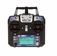 Free Shipping FlySky FS I6 IA6 2 4G 6ch Radio Transmitter Receiver RC Quadcopter Multirotor