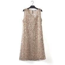 Эластичный новая мода женщины летнее платье без рукавов серый повседневные платья дикий плюс размер платья вечера партии элегантный vestidos