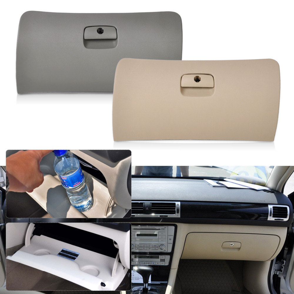 beler 2 colors Available Car Storage Glove Box Drawer Cover Lid for VW Passat B5 1998 1999 2000 2001 2002 2003 2004 2005 dwcx 2pcs new door loud speaker cover grill 3b0868149 for vw beetle passat b5 jetta mk4 golf gti 1999 2001 2002 2003 2004 2005