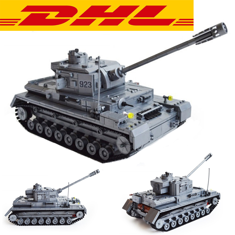 KAZI 82010 1193Pcs Technic Figures Large Military Tanks Model Building Kits Blocks Bricks Toys For Children Compatible With Gift 10646 160pcs city figures fishing boat model building kits blocks diy bricks toys for children gift compatible 60147