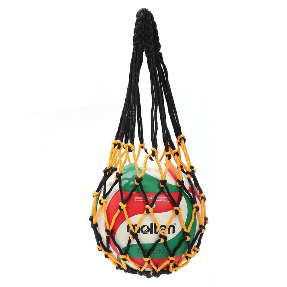 HobbyLane Sports Volleyball Basketball Football Ball Net Bag Ball Carrying Container Basketball Football Supplies Hot Sale