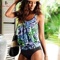 Ariel Sarah Bikini 2017 Floral Swimsuit Sexy Bikinis Set Plus Size Swimwear Bathing Suit Women Beachwear