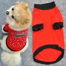 Pet Vest Dog Puppy Tee Shirt Clothes